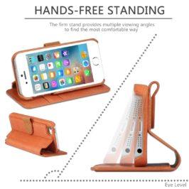 iPhone 5 Case, iPhone 5S Case, iPhone SE Case - Brown