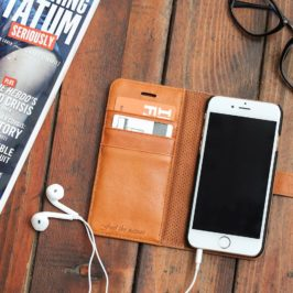 iPhone 6 and iPhone 6S Leather Case