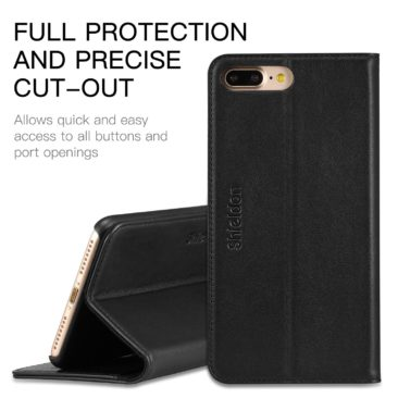 SHIELDON iPhone 7 Leather case