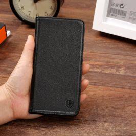 SHIELDON iPhone 7 Leather Case